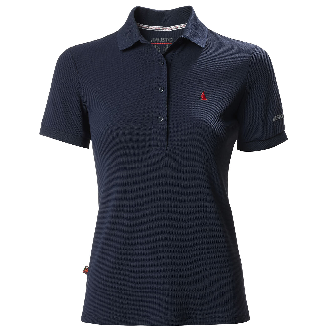 EVO PRO LITE PLAIN SHORT SLEEVE POLO FOR WOMEN