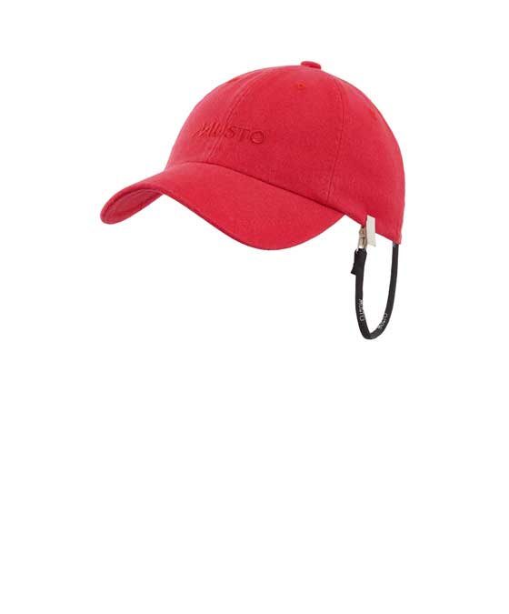 EVO SELF FABRIC PEAK CREW CAP