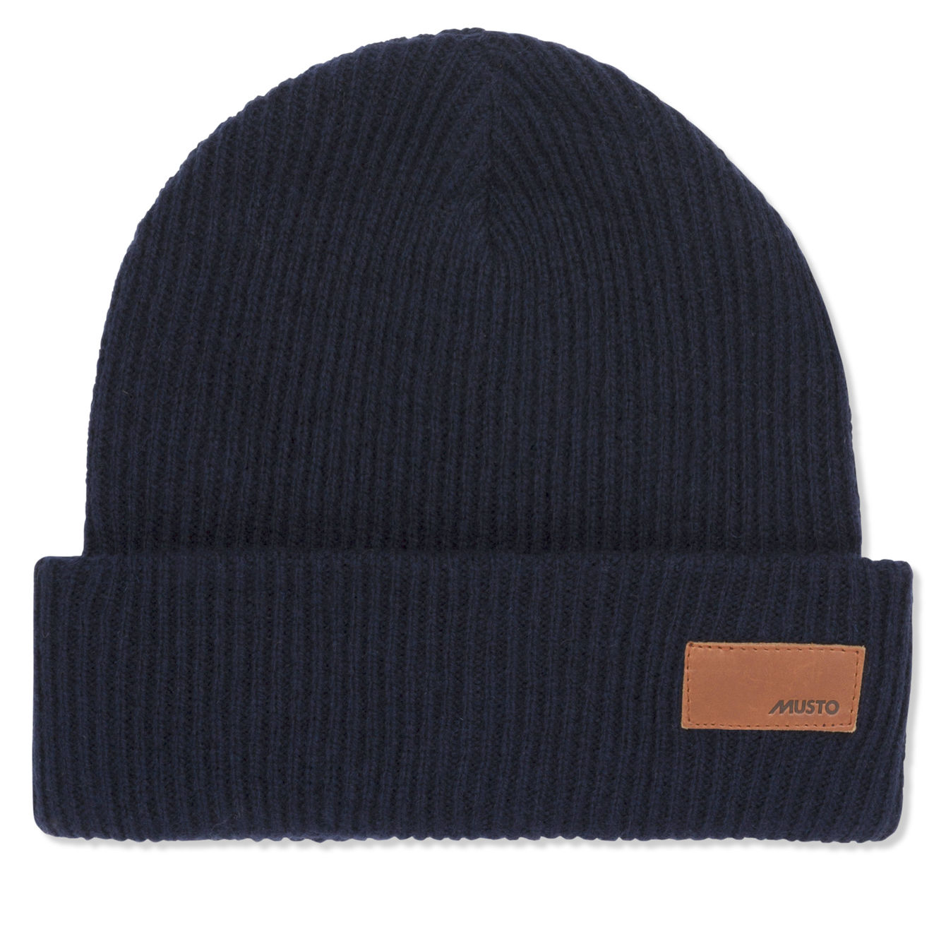 ENGLISH RIBBED BEANIE