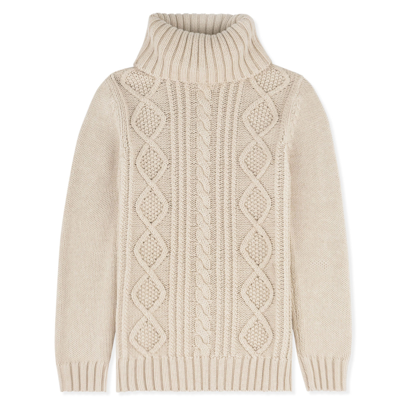 ASTLEY ROLL NECK KNIT FW