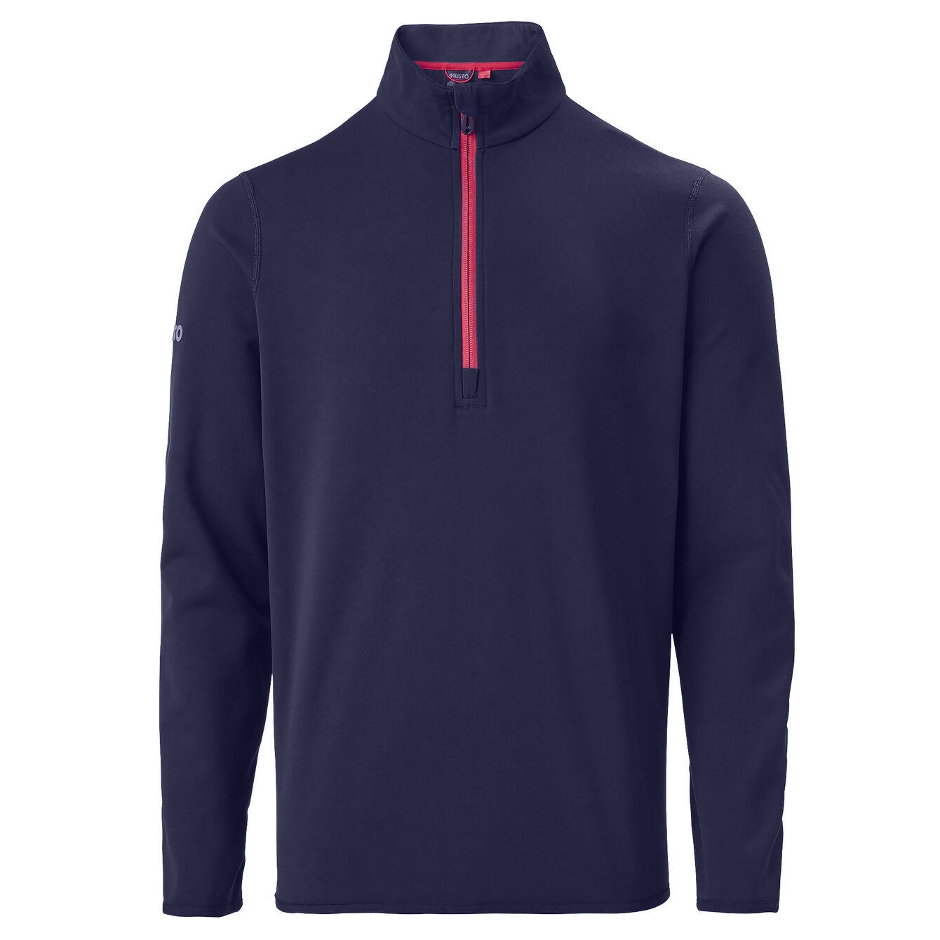 SYNERGY 1/2 ZIP MICROFLEECE