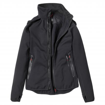 WHARF HOODED FLEECE JKT FW
