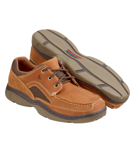 LEATHER PERFORMANCE DECK SHOE
