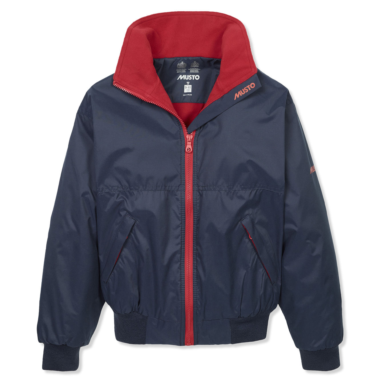 JR SNUG SPORT BLOUSON JACKET