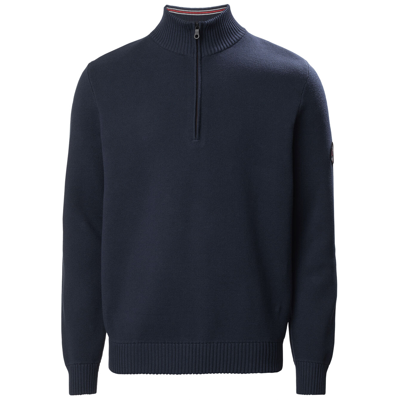 MILANO 1/2 ZIP NECK KNIT