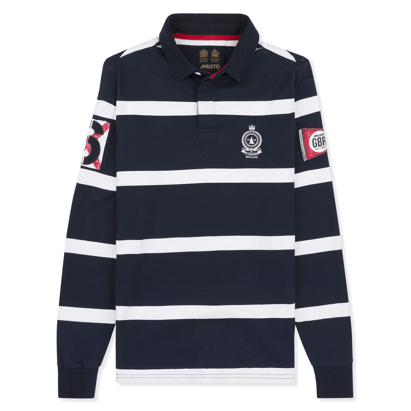 PARSONS STRIPE RUGBY
