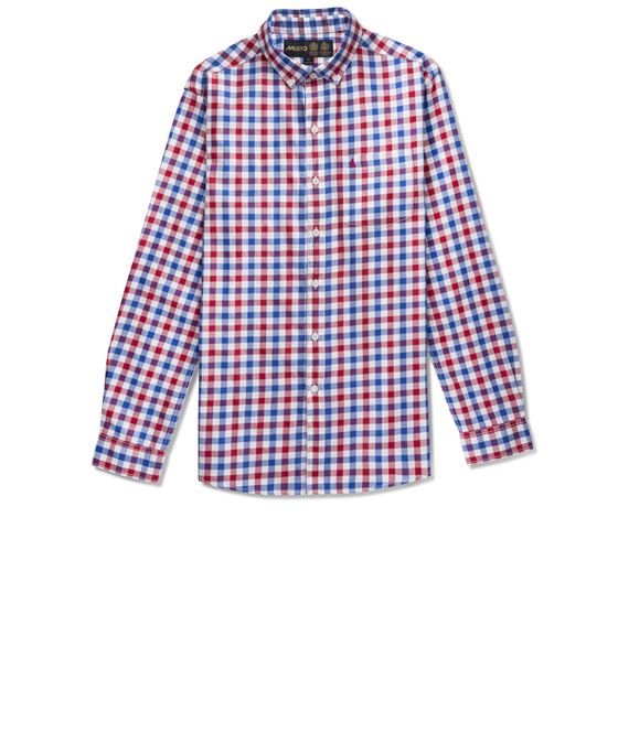 ANCHORAGE LS CHECK SHIRT