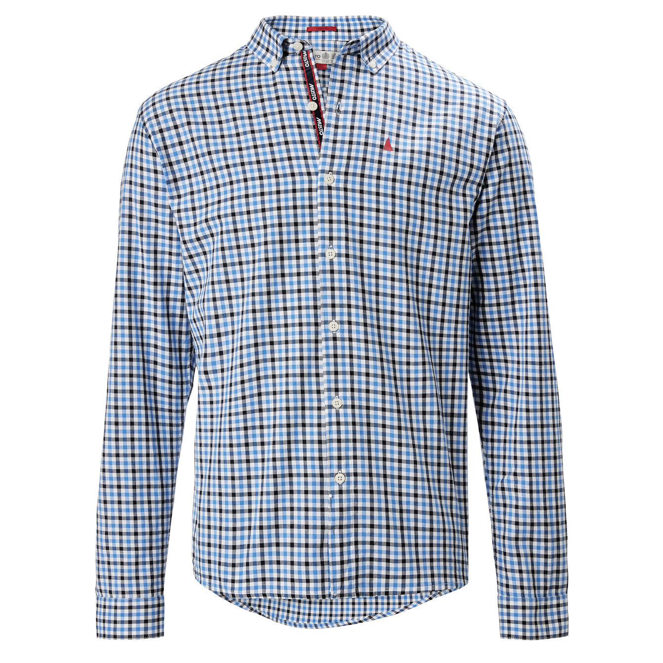 PORTO GINGHAM LS SHIRT