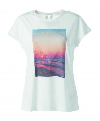 FAY EXPLORE THE SEAS TEE