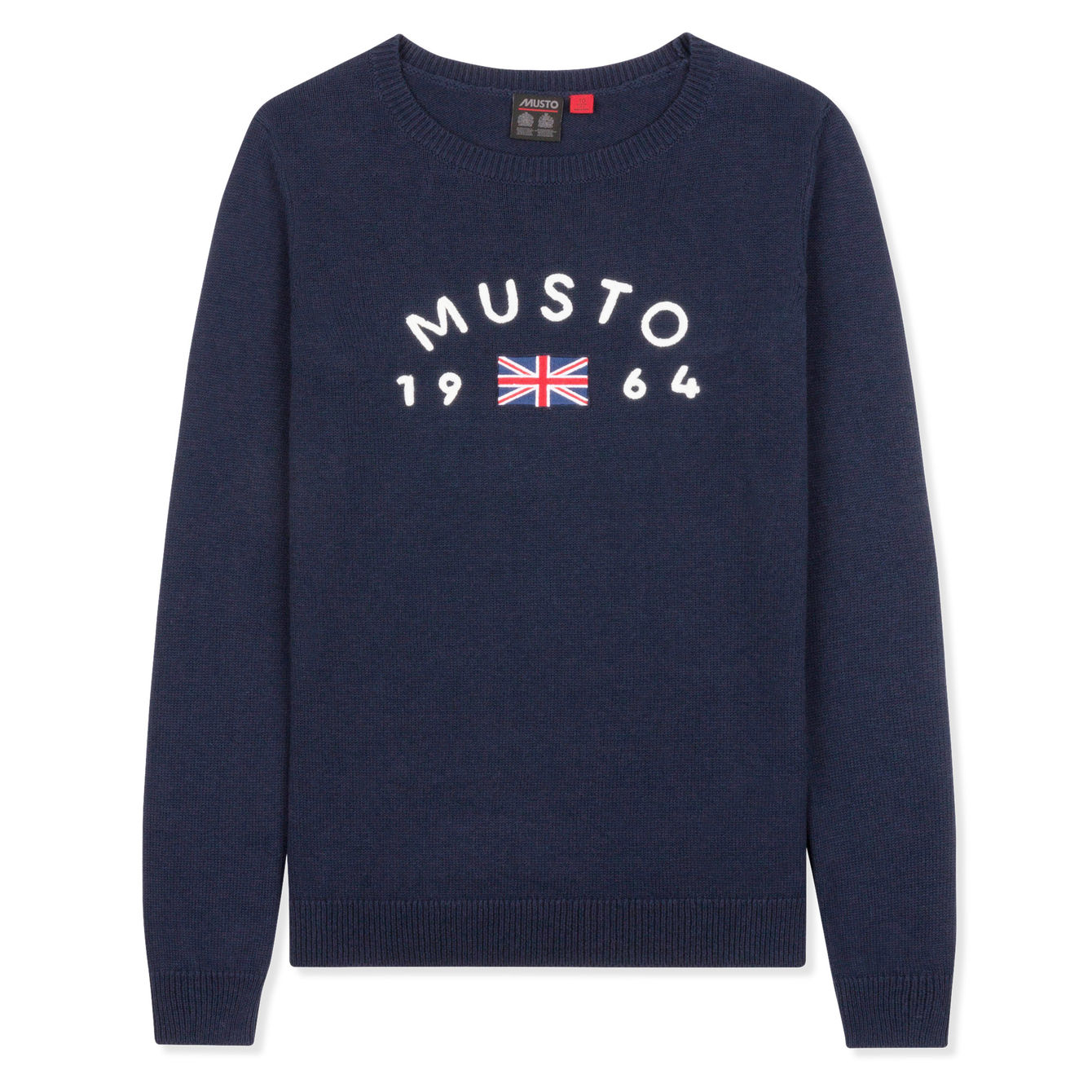 YACHT CREW NECK KNIT FW
