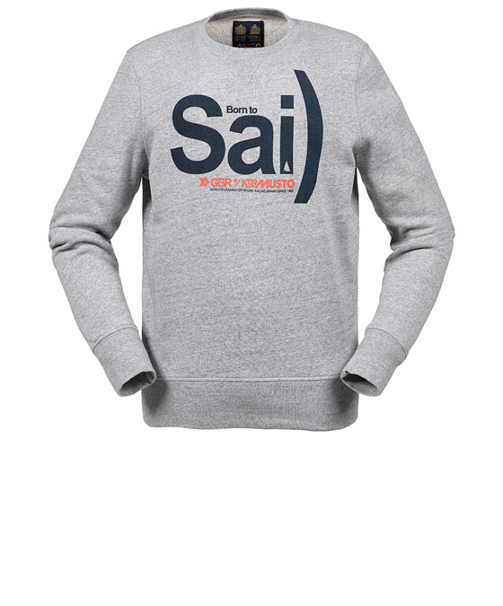 BORN TO SAIL CREW SWEAT