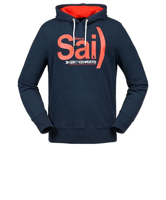 BORN TO SAIL HOODY SWEAT