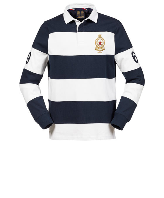 RIVER RUGBY SHIRT