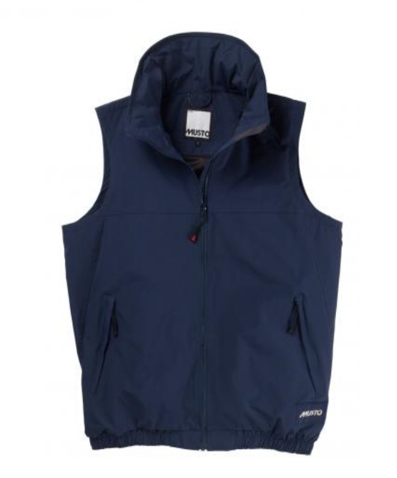 BREATHABLE CREW GILET