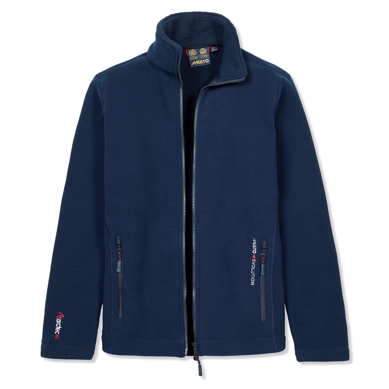 DECK FLEECE JACKET