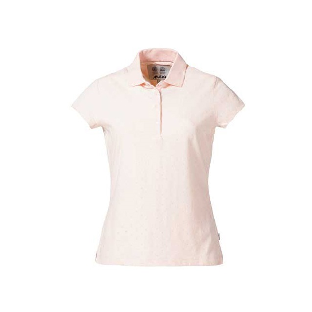 LILY PRINTED POLO