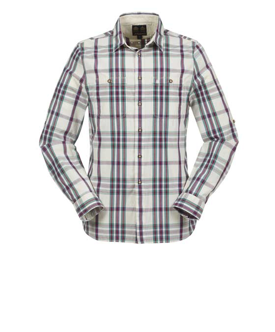 GOTHAM CHECK SHIRT