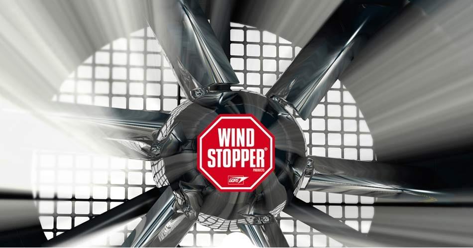 WINDSTOPPER® tehnologija materijala