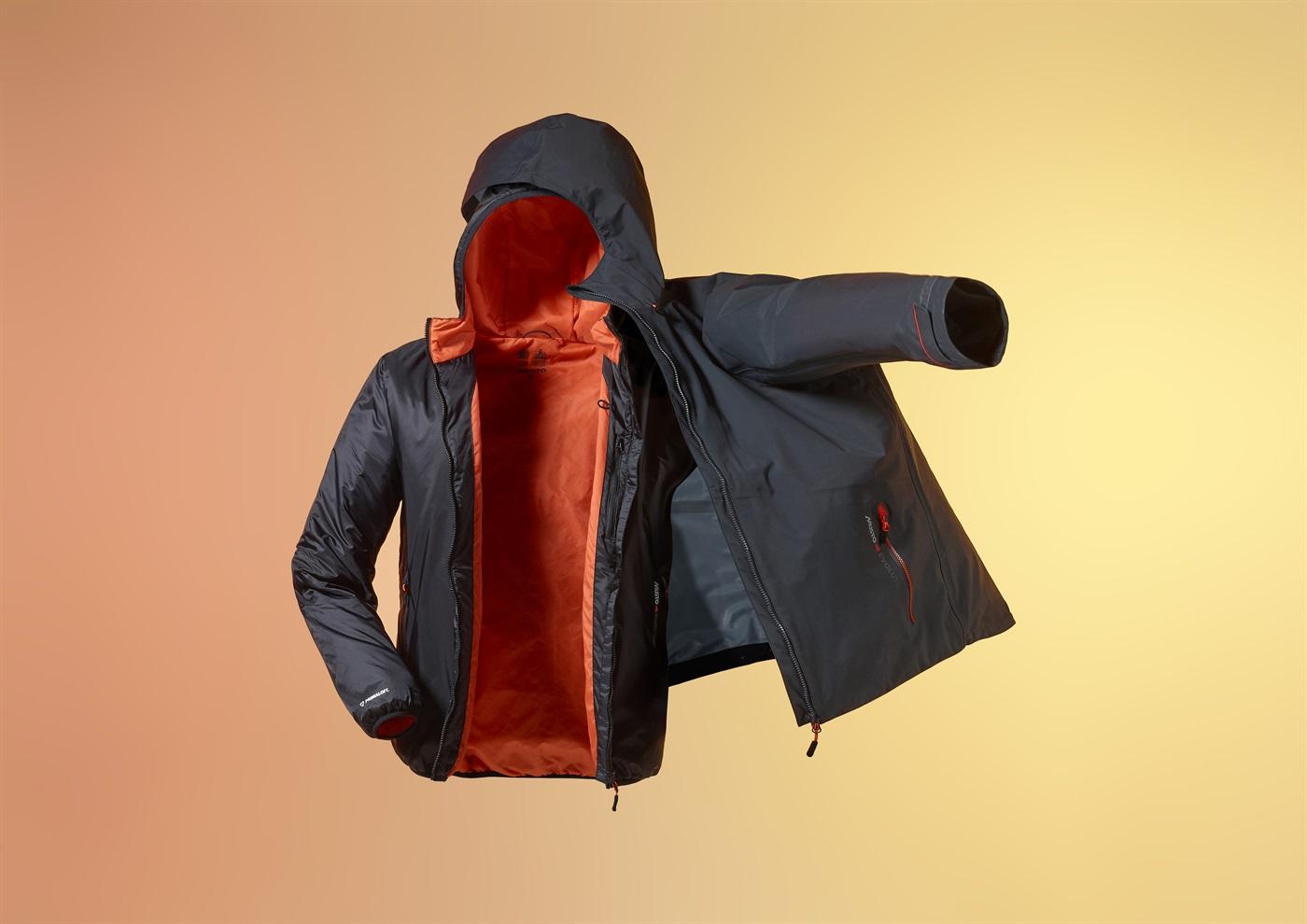 Splice - tri jakne u jednoj