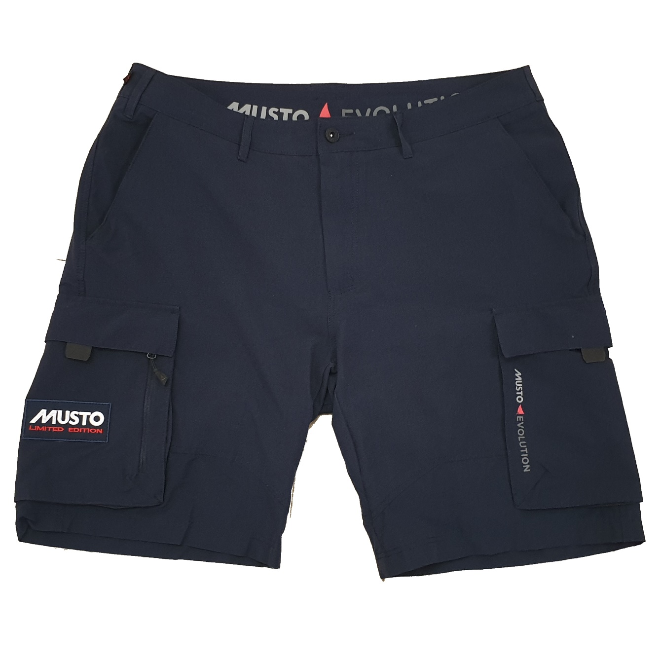 MUSTO DECK UV FD SHORT LIMITED EDITION