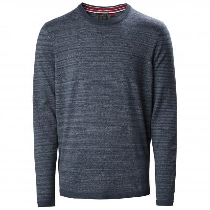 AMALGAM CREW NECK KNIT
