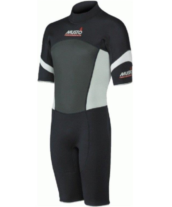 JNR SHORTIE WET SUIT
