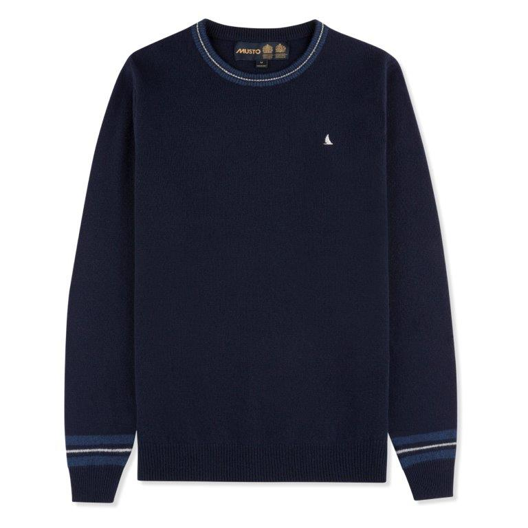 LUNE CREW NECK KNIT