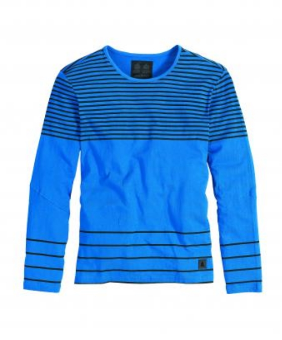 APEX L/S STRIPE T-SHIRT