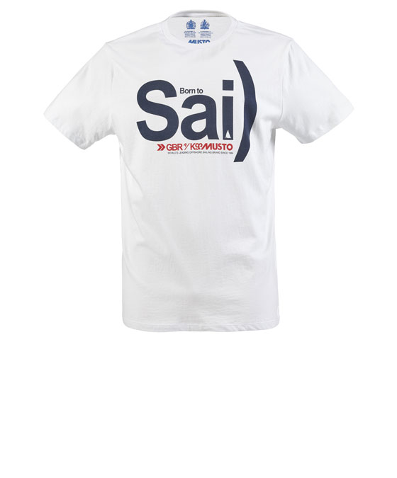 BORN TO SAIL SS TEE