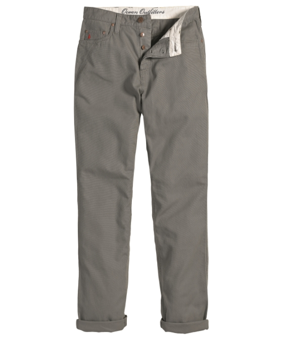 MEDCRAFT 5 PKT REGULAR FIT TROUSERS