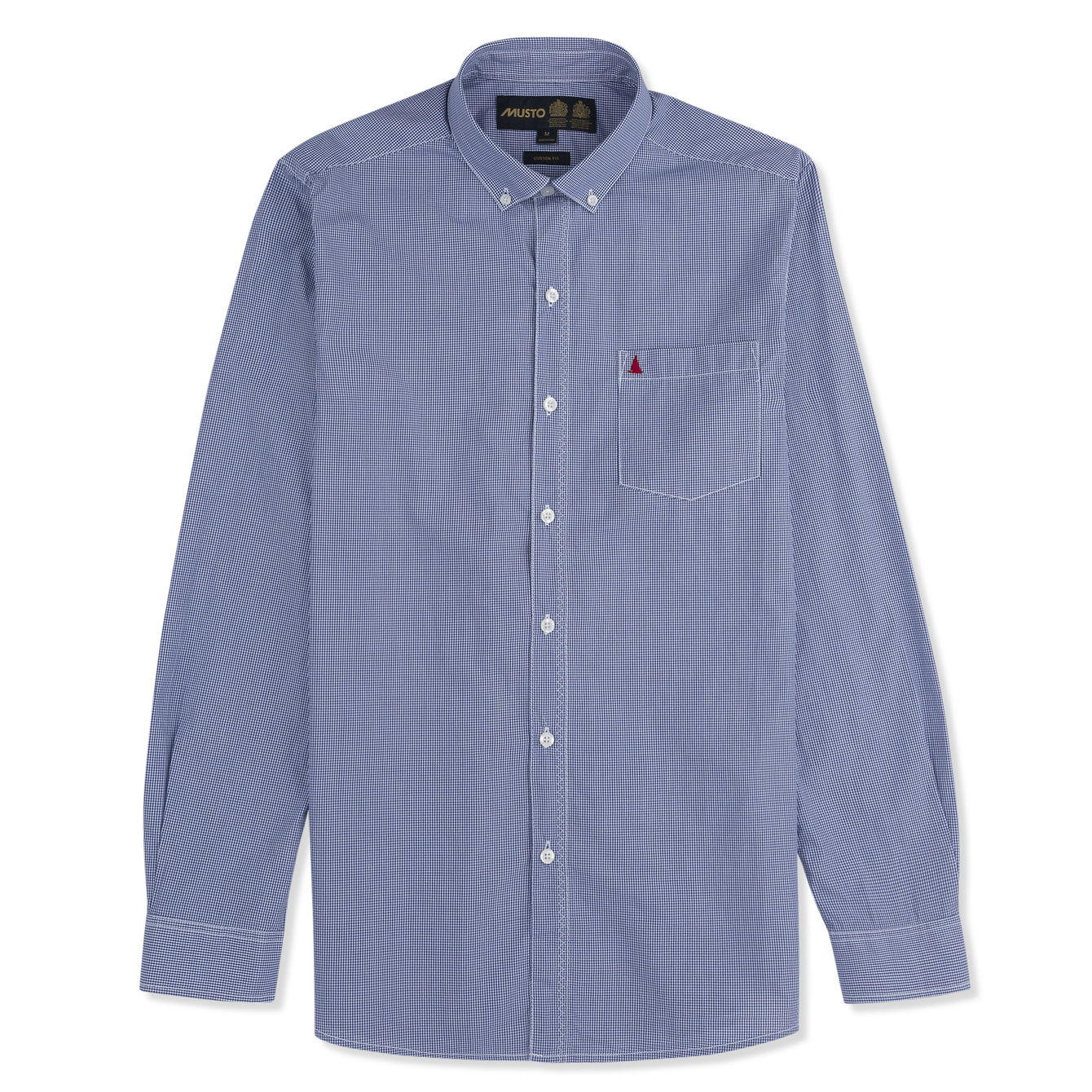 CHARLESTON LS GINGHAM SHIRT