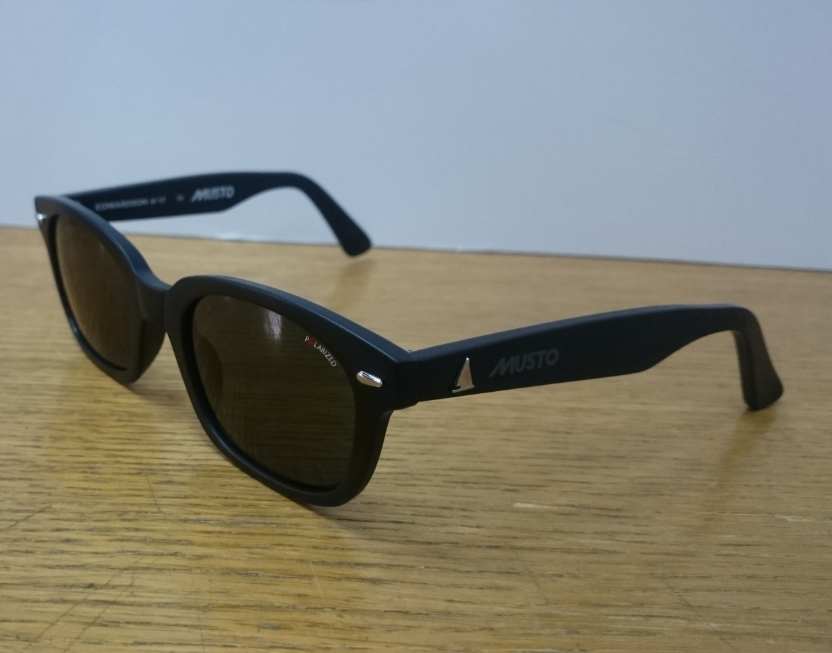 MUSTO HANDCRAFTED SUNGLASSES
