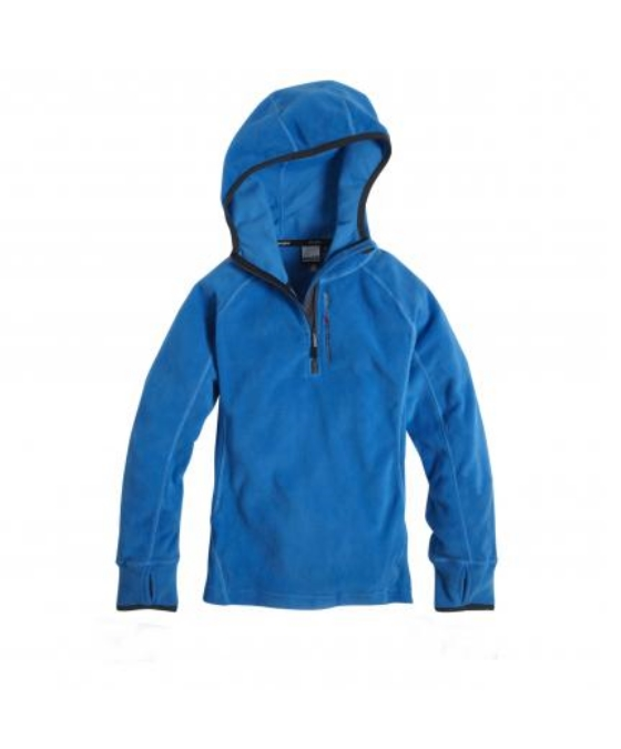 EVOLUTION MICROFLEECE HOODY FW